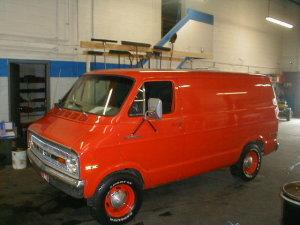 Dodge Van Club The Olde Online Vanclub Daves Mopar Specialties